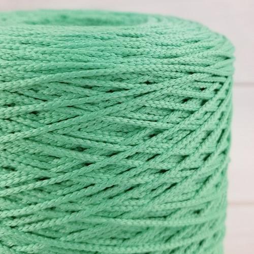 Elastic Cord For Face Masks:  Seafoam Green