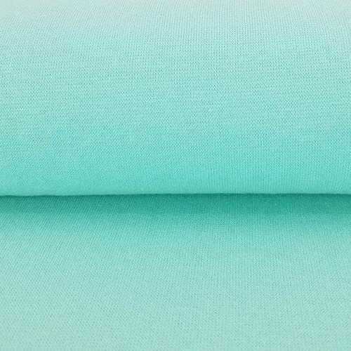 Heike: Solid Ribbing, Light Mint