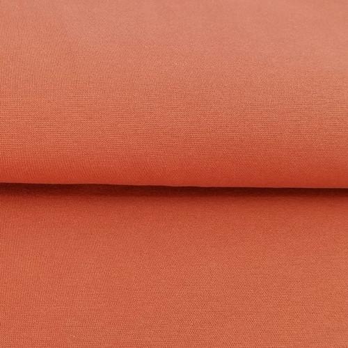 Heike: Solid Ribbing, Chili Red