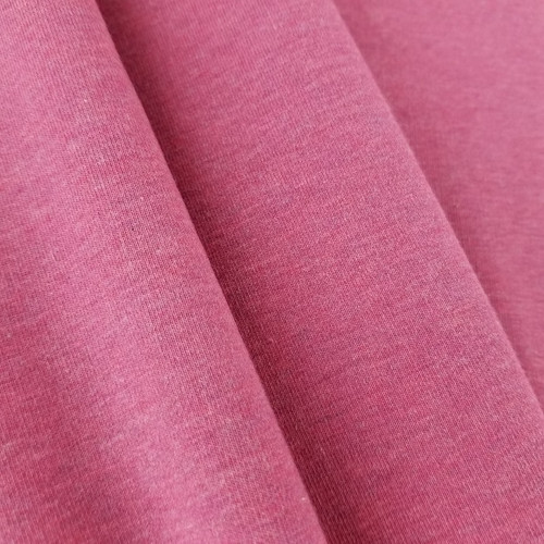 Eike: Brushed Heathered Sweatshirt, Honeysuckle