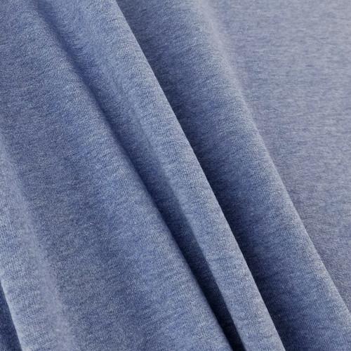 Eike: Brushed Heathered Sweatshirt, Lapis Lazuli