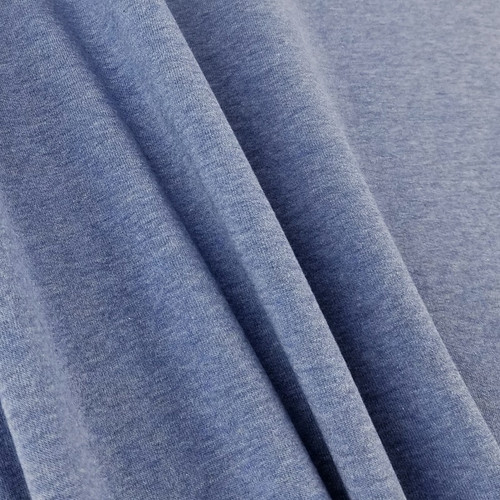 Eike: Brushed Heathered Sweatshirt, Lapis Lazuli