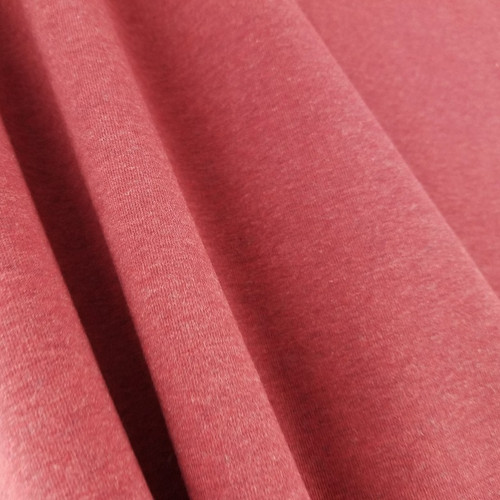Eike: Brushed Heathered Sweatshirt, Garnet