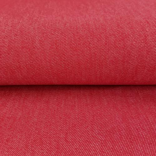 Basic Denim: Red