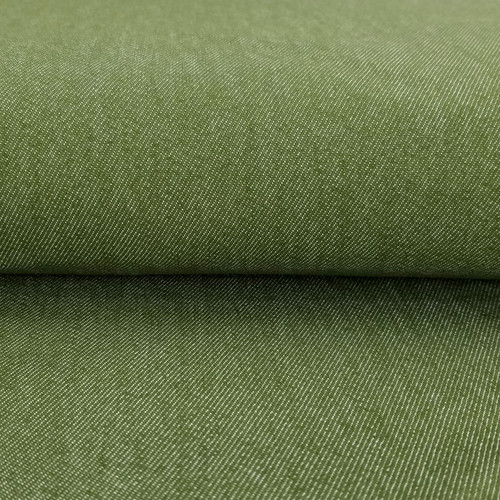 Basic Denim: Olive Green