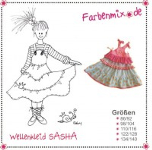 Make something great with the fabric from our online fabric store! SASHA is a great dress pattern for only $12