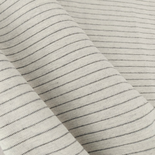 Maurice:  Viyella Organic Stripes by Katia