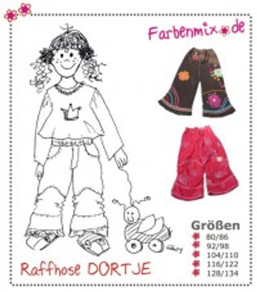Make something great with the fabric from our online fabric store! DORTJE is a great pants pattern for only $12