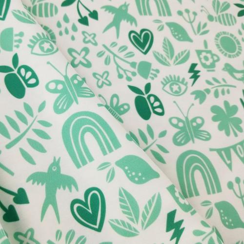 Shield Pro Jersey Knit: Everything Nice