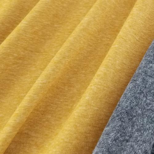 Alpine Fleece:  Heathered Ochre