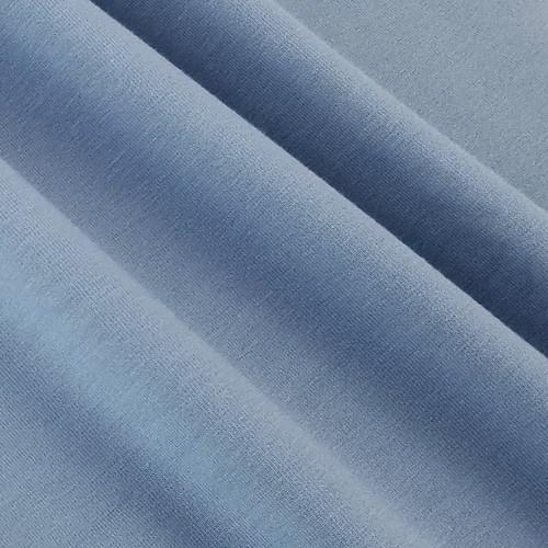 Solid Basics Jersey Knit:  Blue Lake