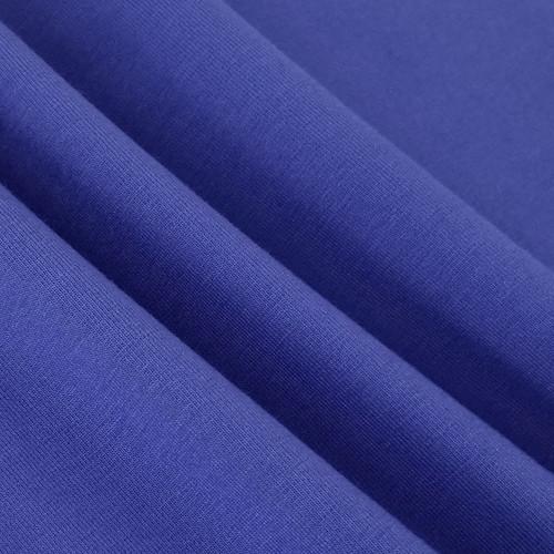 Solid Basics Jersey Knit:  Sapphire