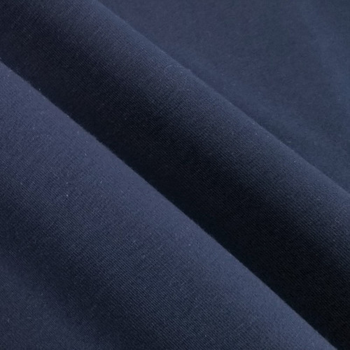 Solid Basics Jersey Knit:  Navy