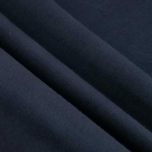Solid Basics Jersey Knit:  Deep Night