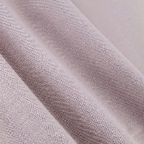 Solid Basics Jersey Knit:  Quartz