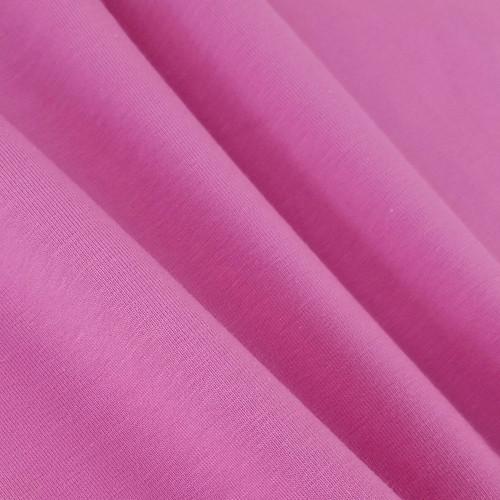 Solid Basics Jersey Knit:  Bubble Gum