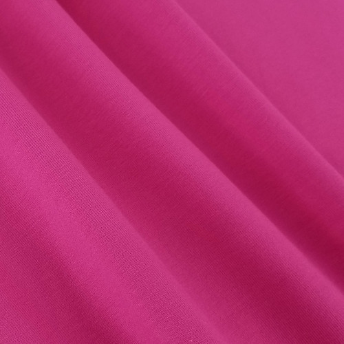 Solid Basics Jersey Knit:  Hot Pink