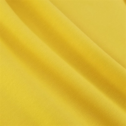 Solid Basics Jersey Knit:  Marigold