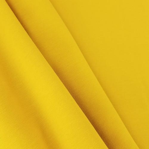 Solid Basics Jersey Knit:  Mustard