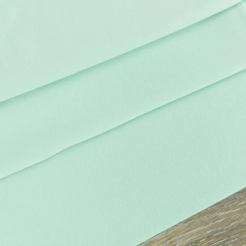 Solid Basics Jersey Knit:  Glacier