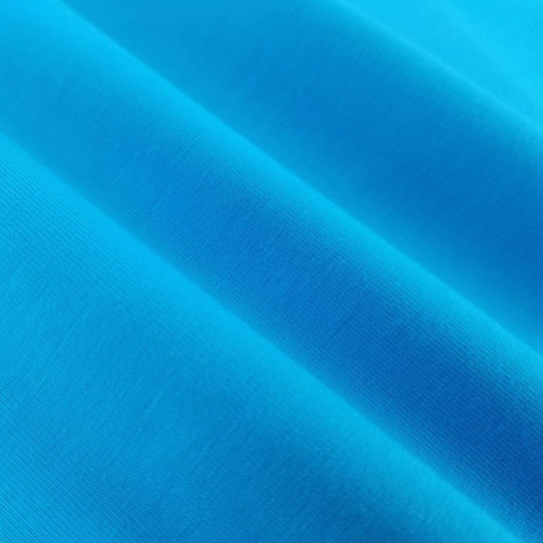Solid Basics Jersey Knit:  Deep Sky
