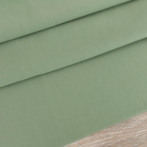 Solid Basics Jersey Knit:  Moss