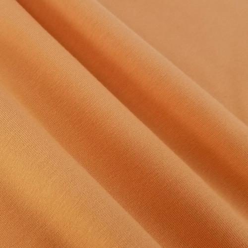 Solid Basics Jersey Knit:  Papaya
