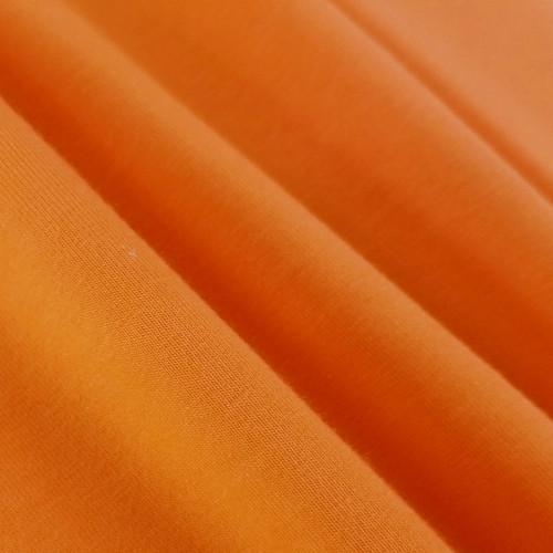 Solid Basics Jersey Knit:  Tiger