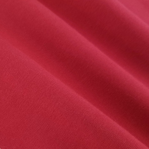 Solid Basics Jersey Knit:  Apple