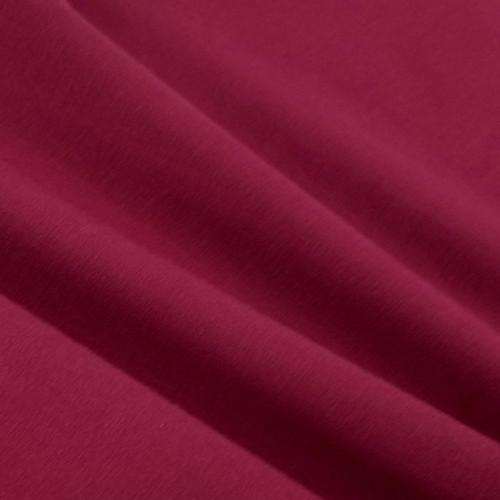 Solid Basics Jersey Knit:  Ruby