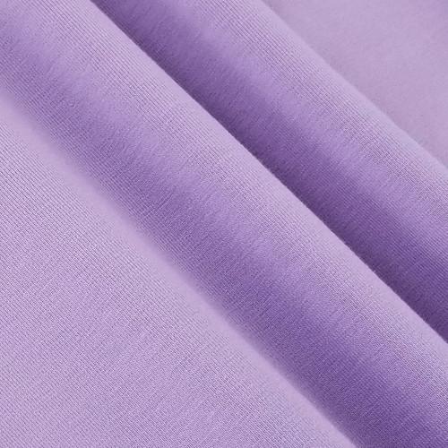 Solid Basics Jersey Knit:  Wisteria