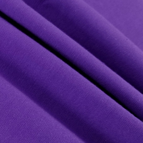 Solid Basics Jersey Knit:  Purple