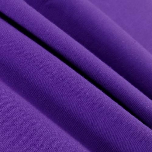 Solid Basics Jersey Knit:  Purple