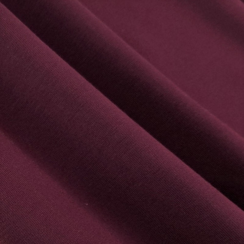 Solid Basics Jersey Knit:  Boysenberry