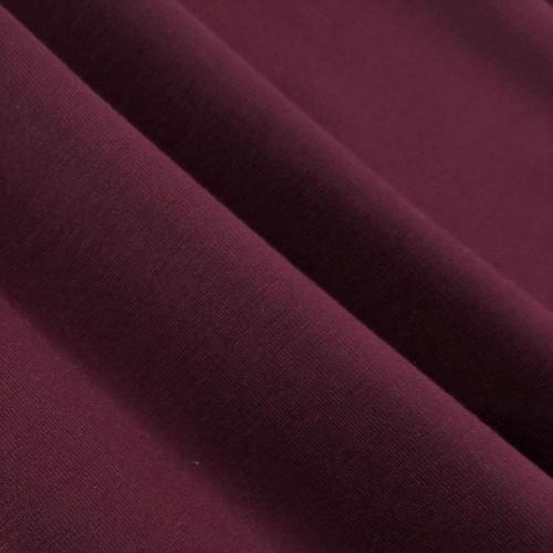 Solid Basics Jersey Knit:  Boysenberry