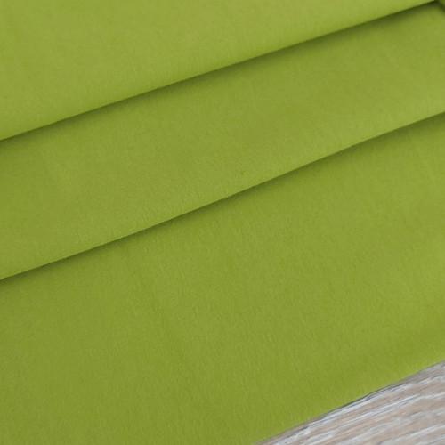 Solid Basics Jersey Knit:  Olive