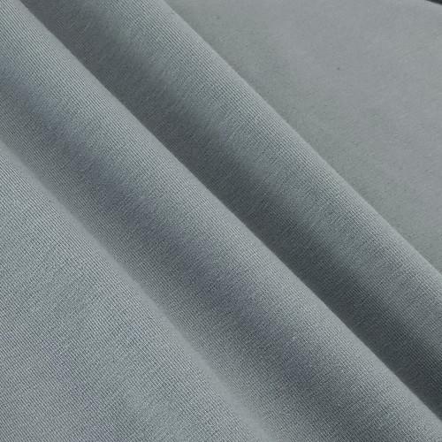 Solid Basics Jersey Knit:  Storm