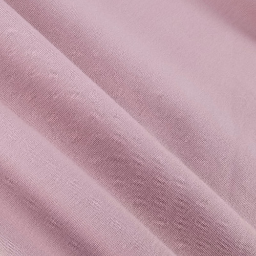 Solid Basics Jersey Knit:  French Rose