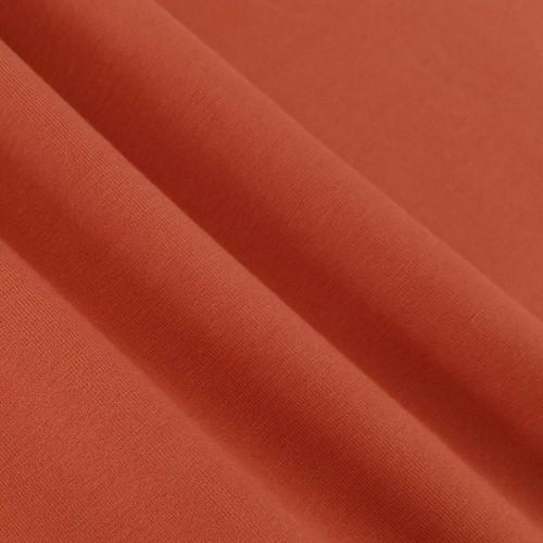 Solid Basics Jersey Knit:  Chili