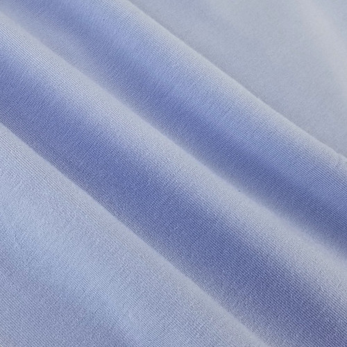 Solid Basics Jersey Knit:  Cornflower