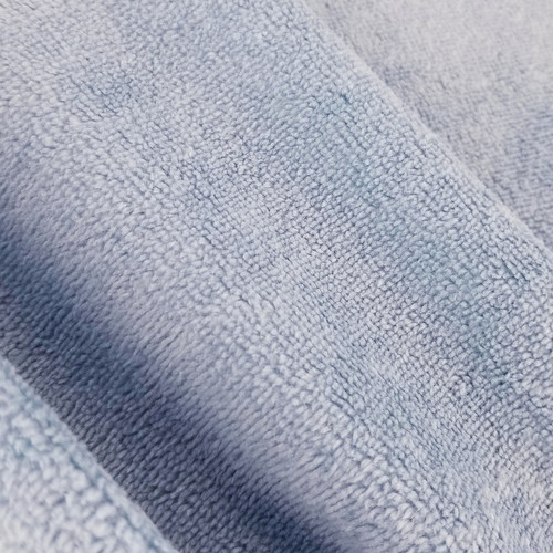Bamboo Terry Towel: Blue