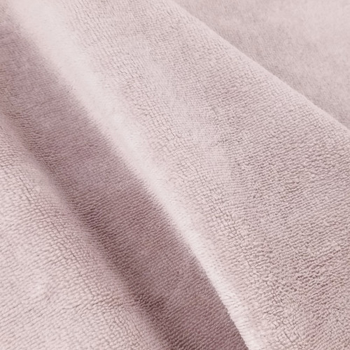 Bamboo Terry Towel: Soft Rose