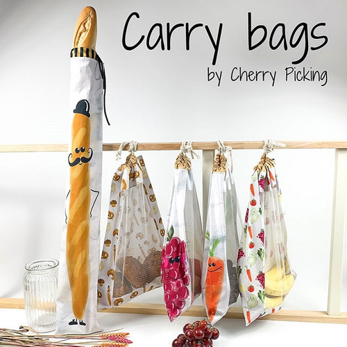 Carry Bags Panel Print