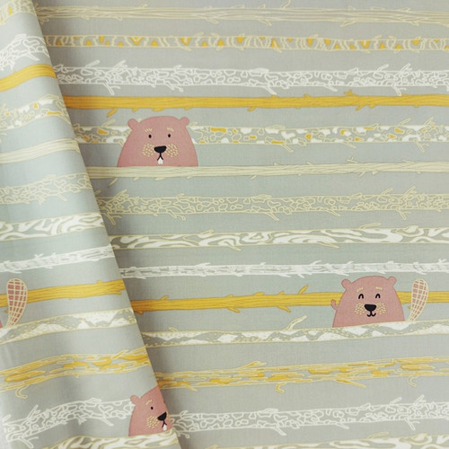 Beaver Dam:  Cotton Woven Poplin by Katia