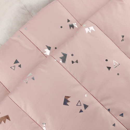 Silver Crowns, Rose:  Quilted, Padded Outerwear