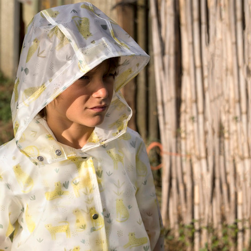 Leopard: Translucent Water Repellent Fabric from Katia