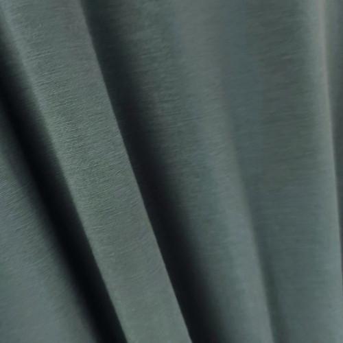 250 gsm Bamboo Jersey Knit:  Dark Petrol