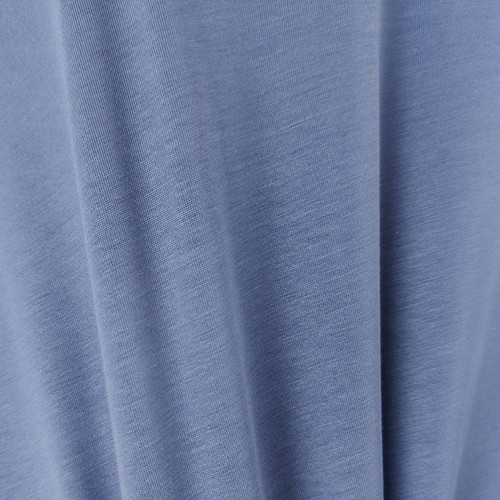 250 gsm Bamboo Jersey Knit:  Periwinkle