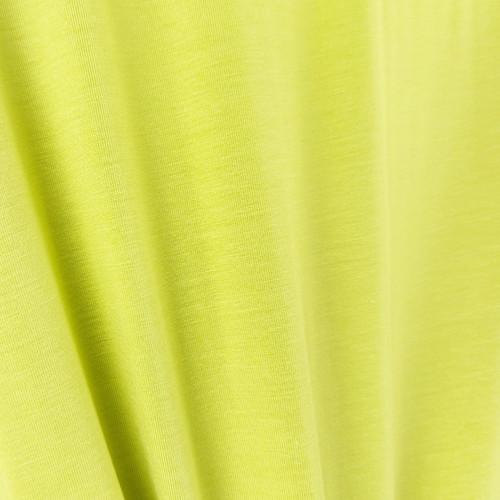 250 gsm Bamboo Jersey Knit:  Lemon Lime