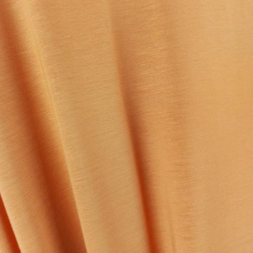250 gsm Bamboo Jersey Knit:  Carrot Orange